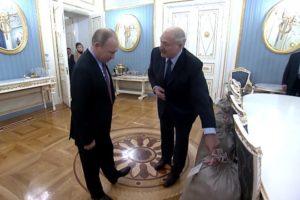 Ситуация накаляется: Путин и Лукашенко снова созвонились