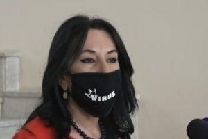 Наира Зограбян раскритиковал требование о ношении масок в школах