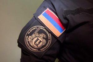 Погранвойска СНБ Армении объявляют прием на службу лиц со знанием грузинского и фарси
