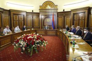 Премьер-министру представлен отчет КГД о работе, проделанной за 2019 год