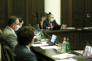 Под председательством премьер-министра Армении обсуждены механизмы имплементации всеобщего декларирования