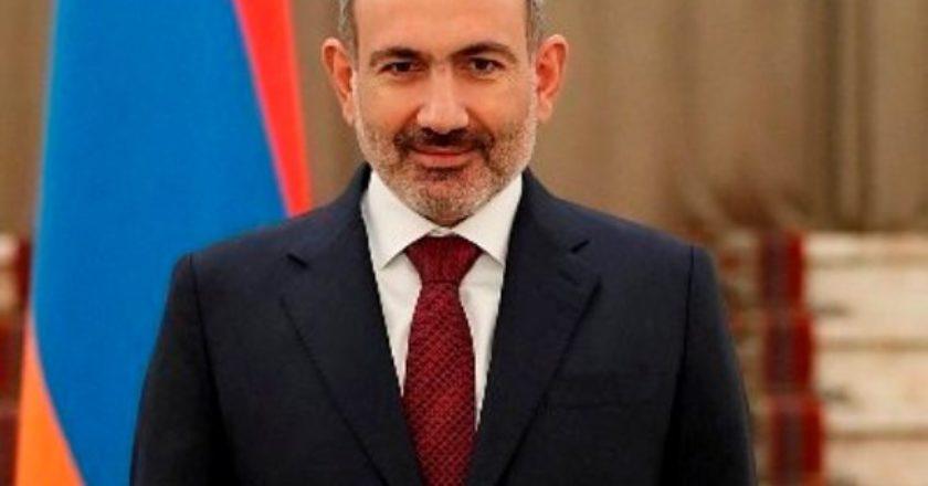 Премьер-министр Армении направил поздравительное послание президенту Кыргызской Республики