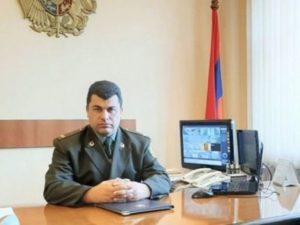 Задержан бывший начальник УИУ «Нубарашен»