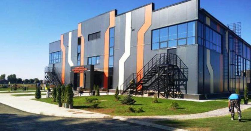 В Армении завершается строительство Культурного и развлекательного центра военнослужащих РФ
