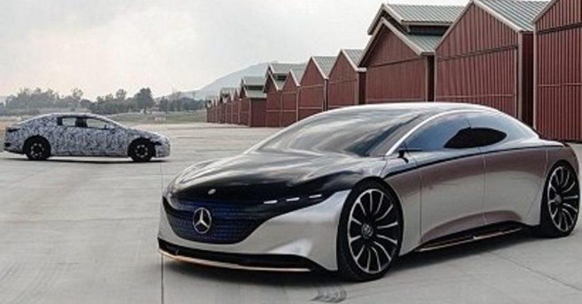 Глава Daimler намекнул на возможность разработки электрокара под брендом Maybach