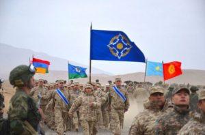 ОДКБ ждет обращения Армении для обсуждения вопроса посягательства Азербайджана на территорию Армении