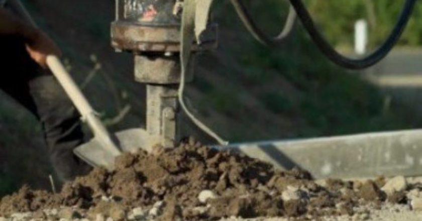 В Армавирской области Армении проводятся активные строительные работы