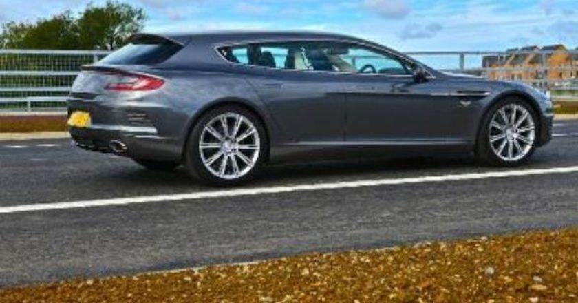 Британская компания выставила на продажу уникальную модель Aston Martin