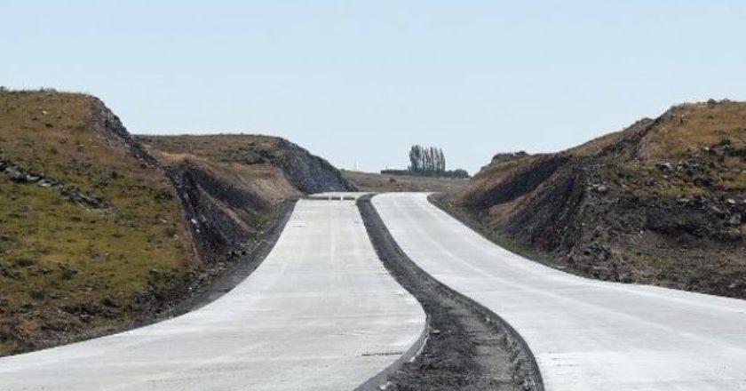 Возобновилось строительство участка Талин-Гюмри автомагистрали Север-Юг