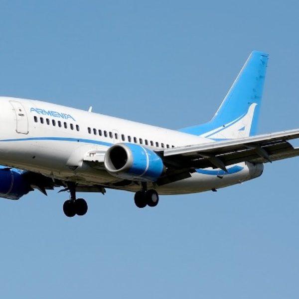 Обсуждается вопрос о возобновлении регулярных рейсов между Арменией и Россией