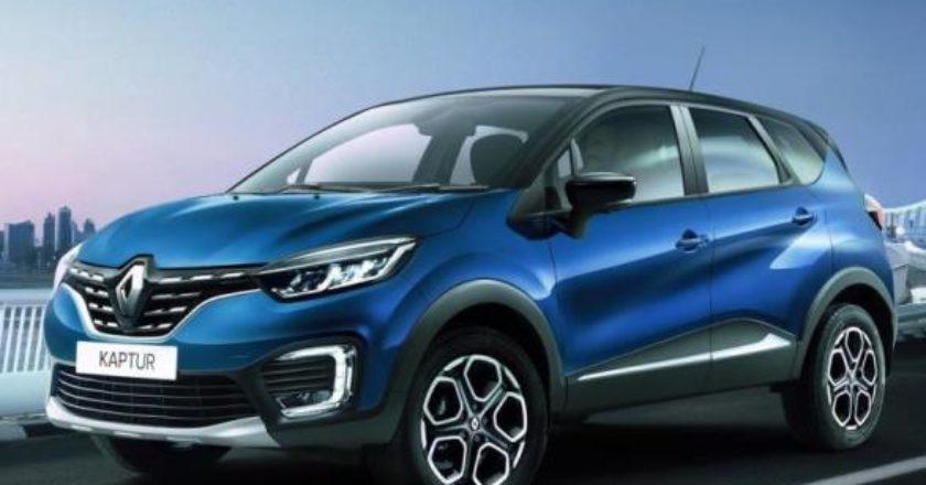 Компания Renault начала экспорт Kaptur в страны СНГ