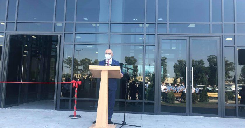 В Гюмри открылся Центр обслуживания Северной внешнеэкономической деятельности