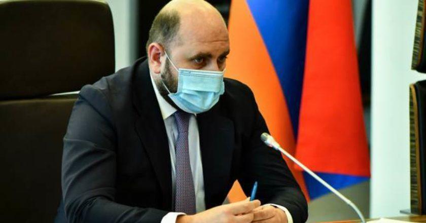 ЦБ прогнозирует экономический рост на уровне 4-5% в Армении в 2021 году