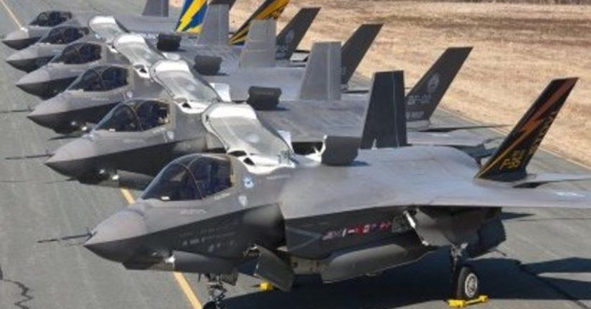 Трамп не видит проблем в продаже истребителей F-35 ОАЭ