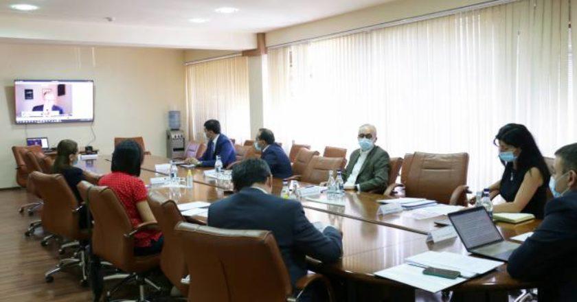 Состоялось третье заседание Совета по торговле и инвестициям Армения – США
