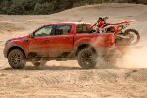 Новый пикап Ranger Tremor официально представлен компанией Ford