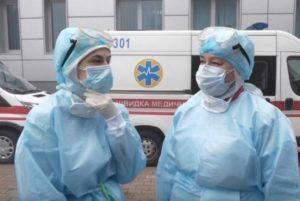 В Украине зафиксировали рекордное число заразившихся коронавирусом
