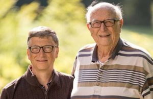 Умер Билл Гейтс-старший
