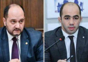 Арсен Джулфалакян пригласил главу МОНКС Армении на дебаты