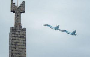 Впервые все Су-30 СМ ВВС Армении на дежурстве