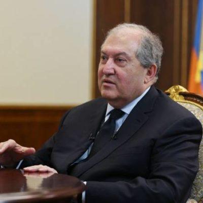 Президент Армении провел встречу с руководством французской компании «Dassault Systèmes»