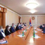 Президент Арцаха принял делегацию МИД Армении