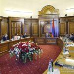 Премьер-министру Армении представлены отчеты о деятельности инспекционных органов