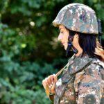 По инициативе Анны Акопян пройдут военные учения для женщин 18-27 лет