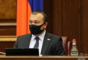 Вице-спикер парламента Армении: Азербайджан несет всю ответственность за провоцирование подстрекательских действий