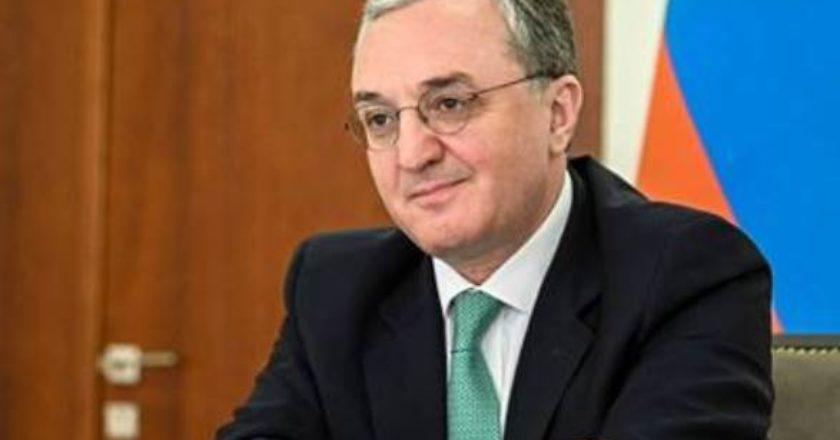 Глава МИД Армении: Мы не можем оставаться безразличными к развитиям на Ближнем Востоке