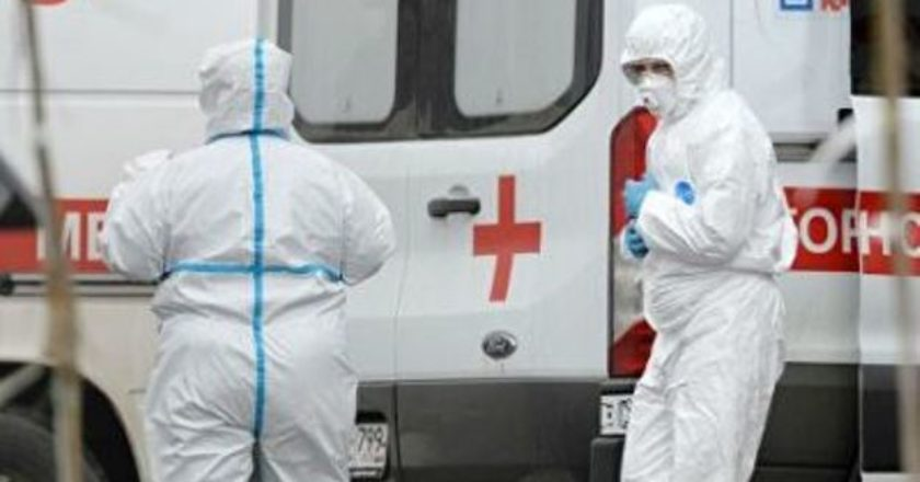 В России за сутки выявили 6 196 заразившихся коронавирусом