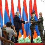 Президент Армении по случаю Дня независимости вручил награды представителям различных сфер