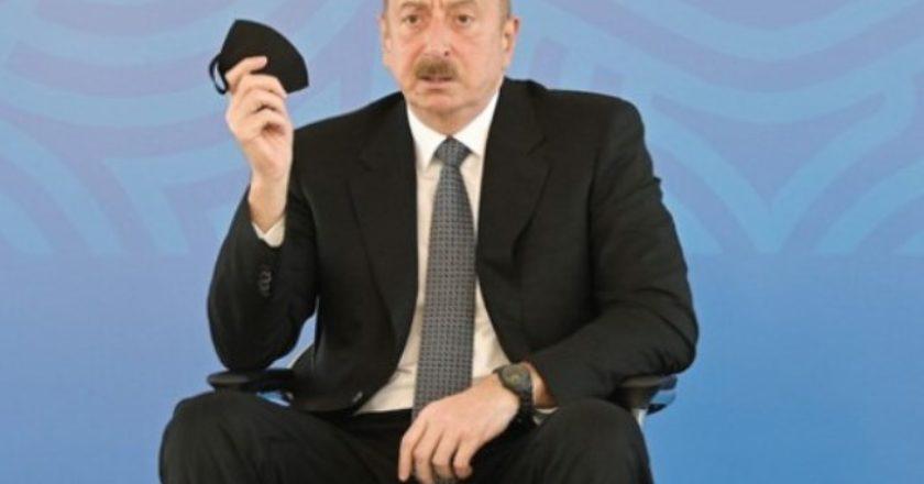 Алиев пытается использовать противоречия Грузии и России против Армении
