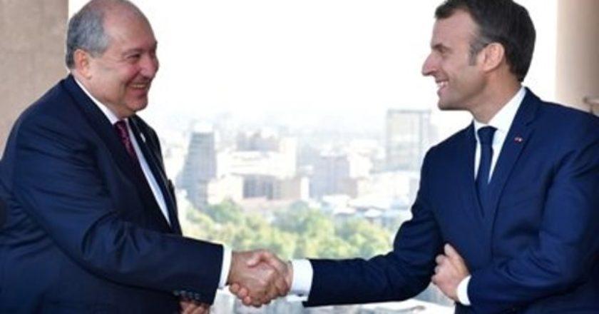 Франция и Армения могут гордиться основанными на исторических связях, общей памяти и совместном видении насыщенными взаимоотношениями – Эммануэль Макрон