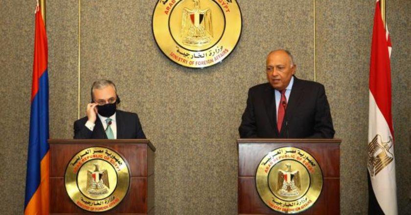 Армения возвращается на Ближний Восток