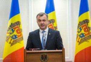 Премьер-министр Республики Молдова Ион Кику поздравил Никола Пашиняна