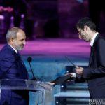 Главной премии «Герой нашего времени» удостоен учредитель компании по производству детских игрушек