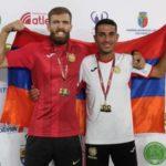 Армянские легкоатлеты на первенстве Балканских стран завоевали три золотые медали