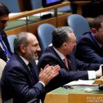 Премьер-министр Армении отметил роль ООН в недопущении использования силы в международных отношениях