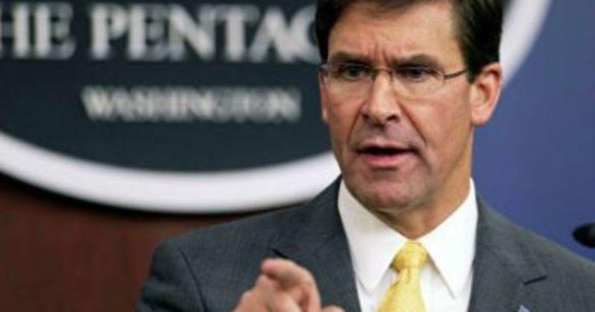 Глава Пентагона пообещал сохранить военное превосходство Израиля на Ближнем Востоке