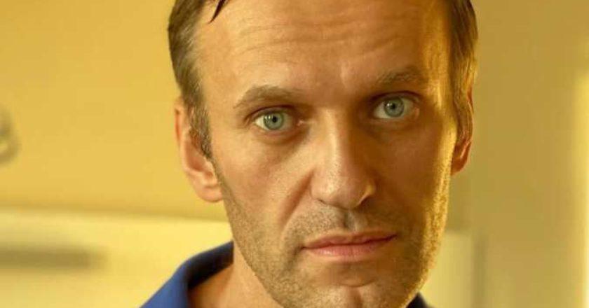 Алексея Навального выписали из клиники «Шарите»