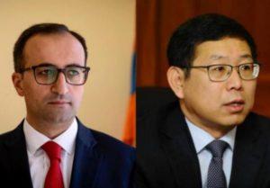 Армения интересуется китайской вакциной против коронавируса