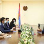 """Американская компания """"SADA Systems Technology"""" откроет в Армении глобальный центр технологических решений"""