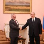 Король Иордании поздравил президента Армении по случаю Дня независимости