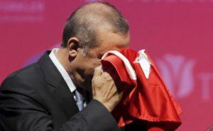 Постпред Израиля в ООН покинул ассамблею из-за высказывания турецкого фюрера