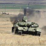 На полигоне «Алагяз» танкисты и артиллеристы ЮВО и МО Армении провели боевые стрельбы в рамках СКШУ «Кавказ-2020»
