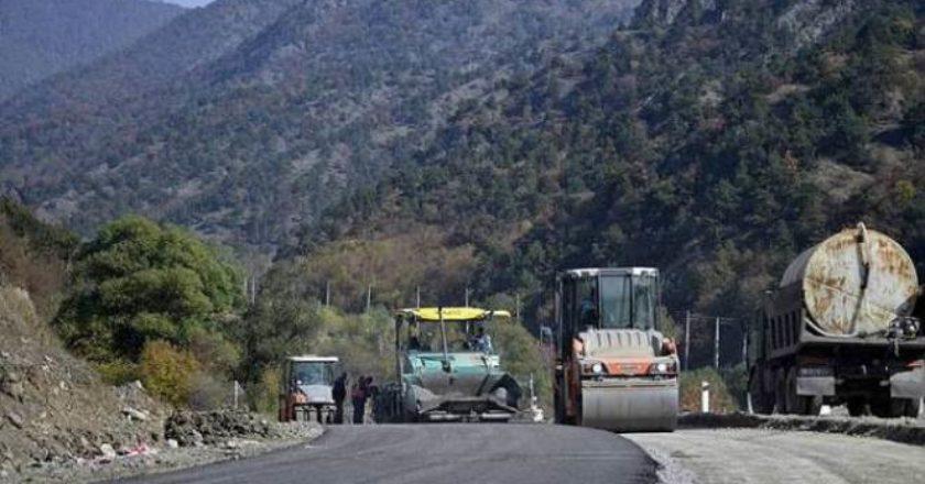 Автодорога Ванадзор-Ноемберян остается закрытой для грузовых автомобилей