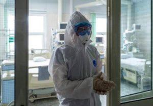 В России за сутки выявлено 7212 новых случаев COVID-19