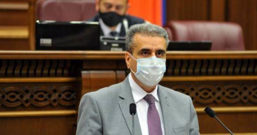 Ерванд Хундкарян не избран председателем Конституционного суда