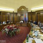 Состоялось очередное заседание Специализированной комиссии по конституционным реформам